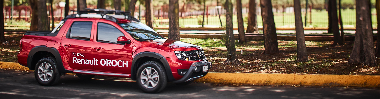 Renault Oroch, muestra su lado más aventurero