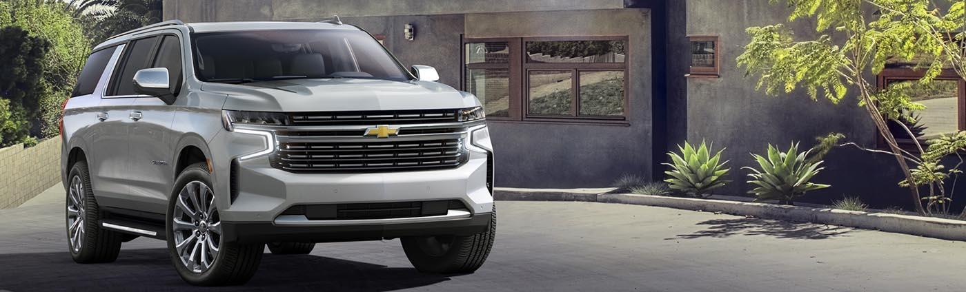 Chevrolet Suburban 2021 ya es leyenda