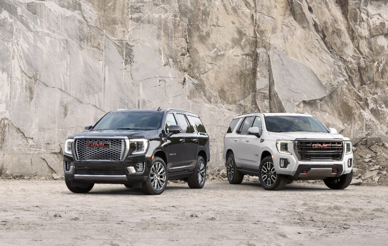 2021 GMC Yukon Denali And AT4 049 1