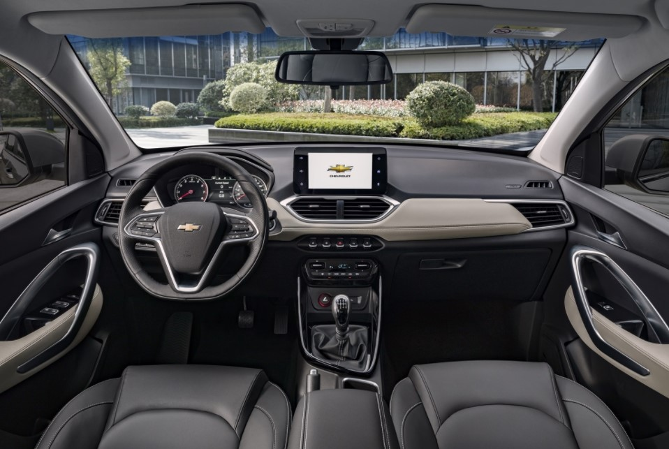 Chevrolet Captiva 2022 interior