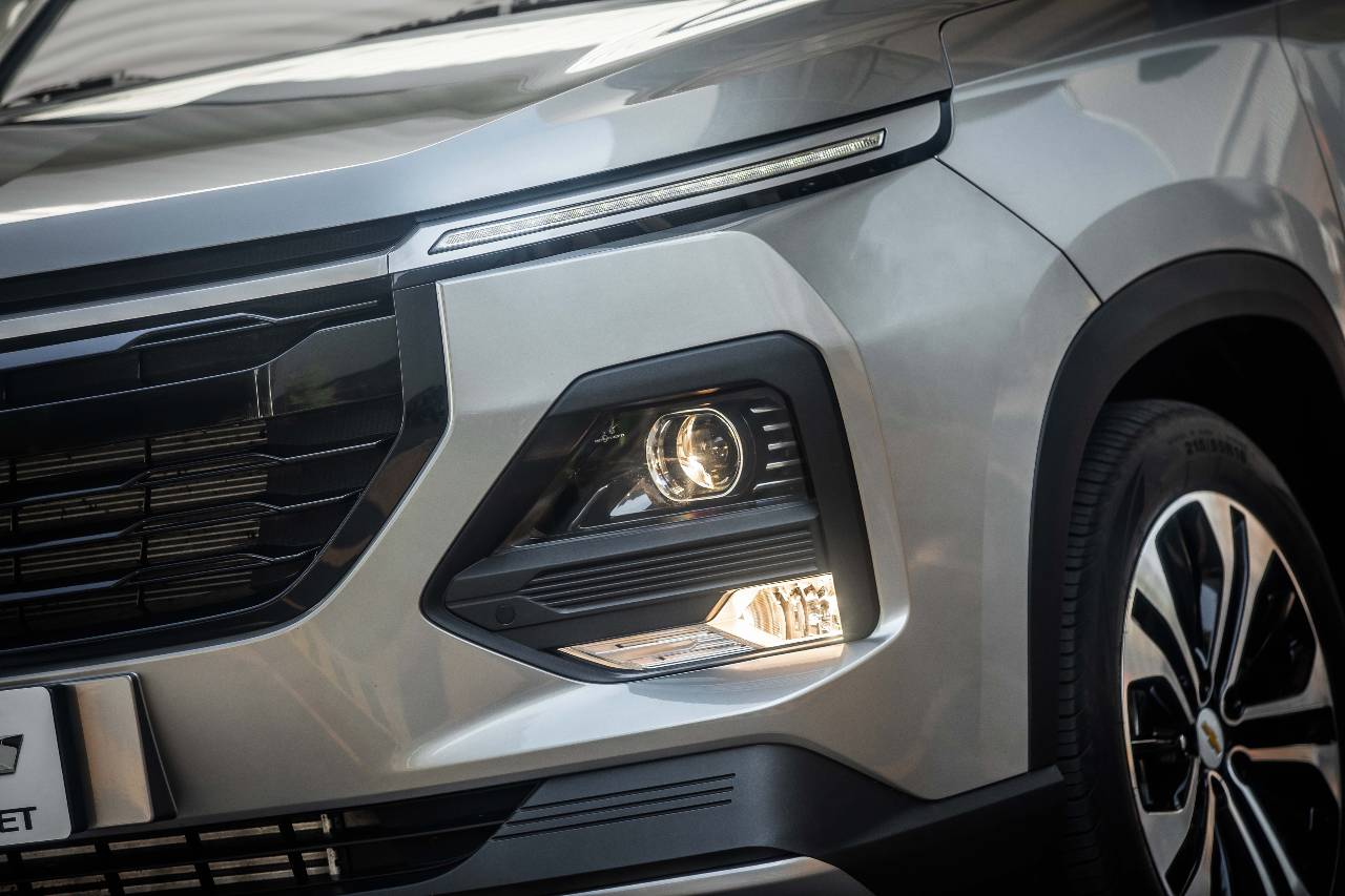Chevrolet captiva 2022 parrilla