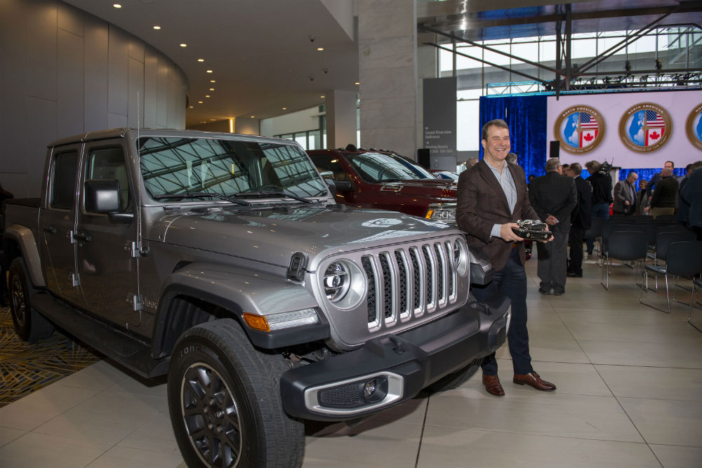 Jeep gladiator NACTOY