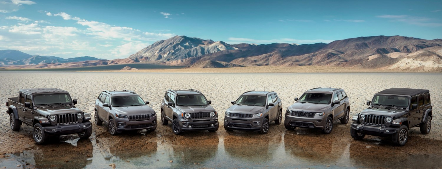 Jeep 80th Anniversary Edition 2021 1