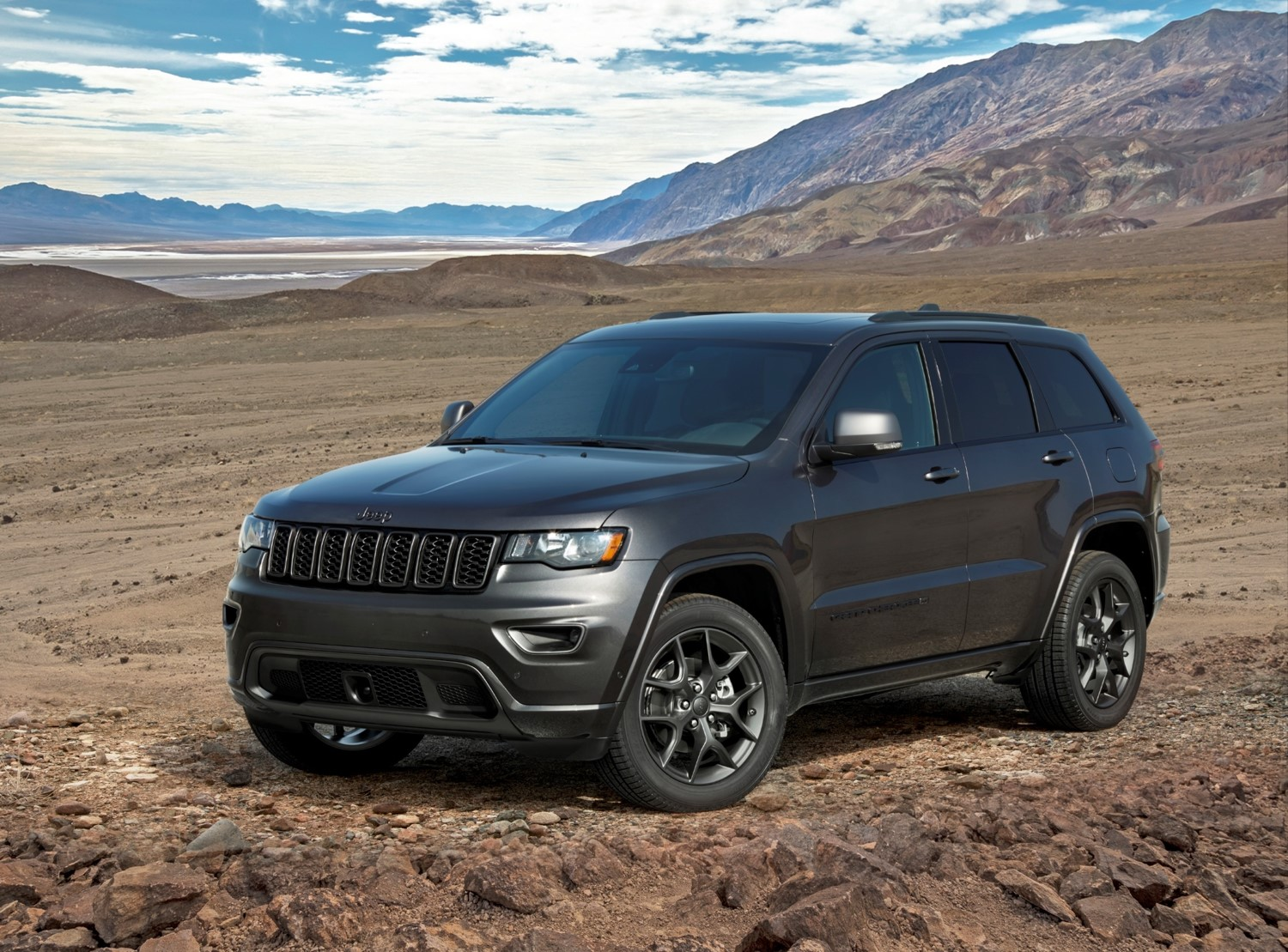Jeep Grand Cherokee 80th Anniversary Edition 2021 1