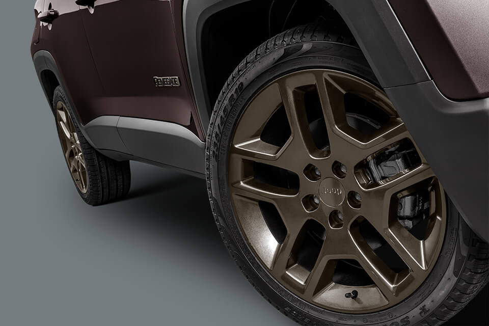 Jeep Renegade Bronze Edition 2021 3