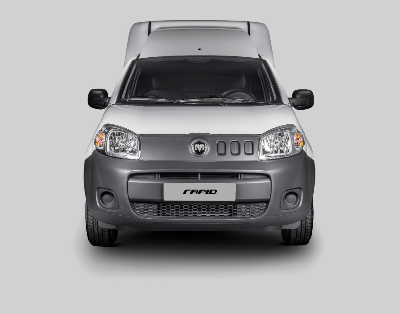 RAM ProMaster Rapid 2020 frontal