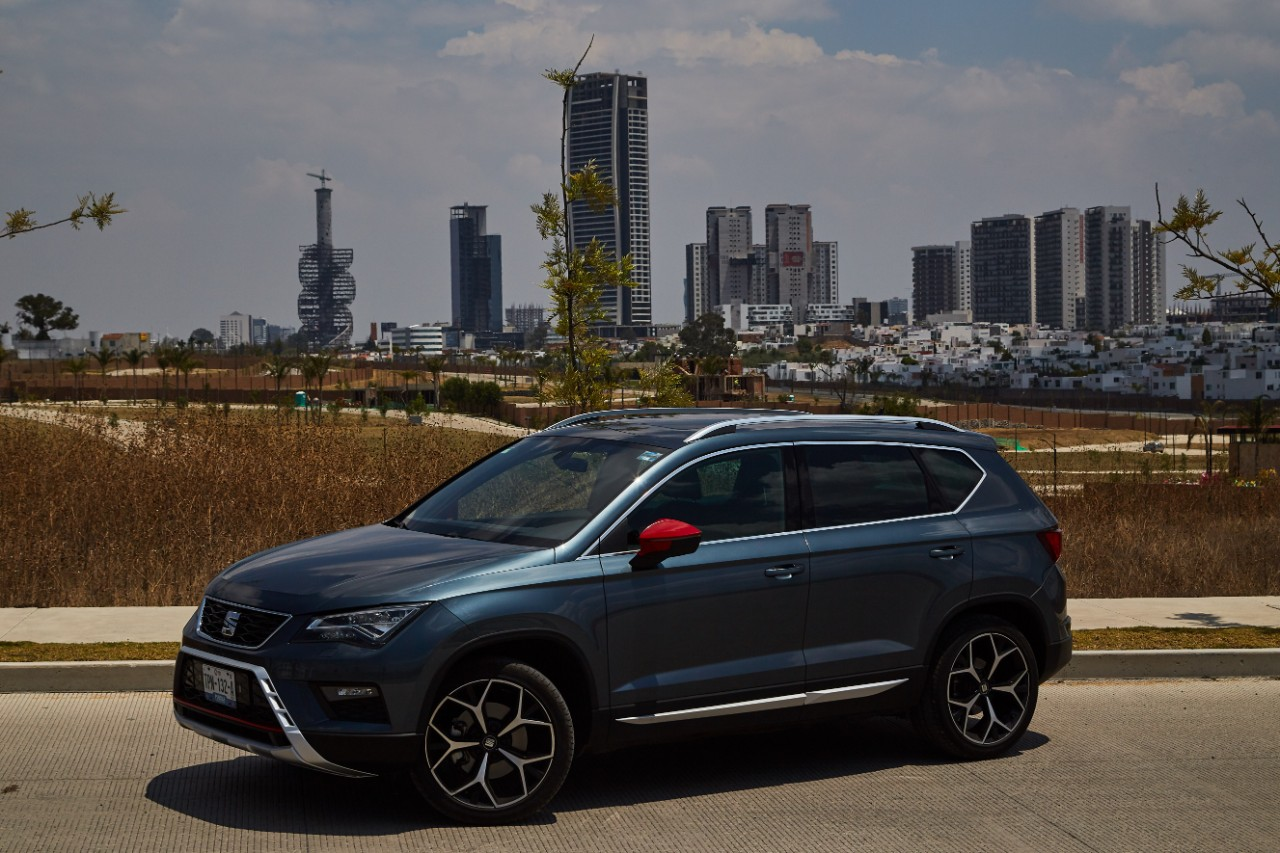 SEAT Ateca 2020 lateral