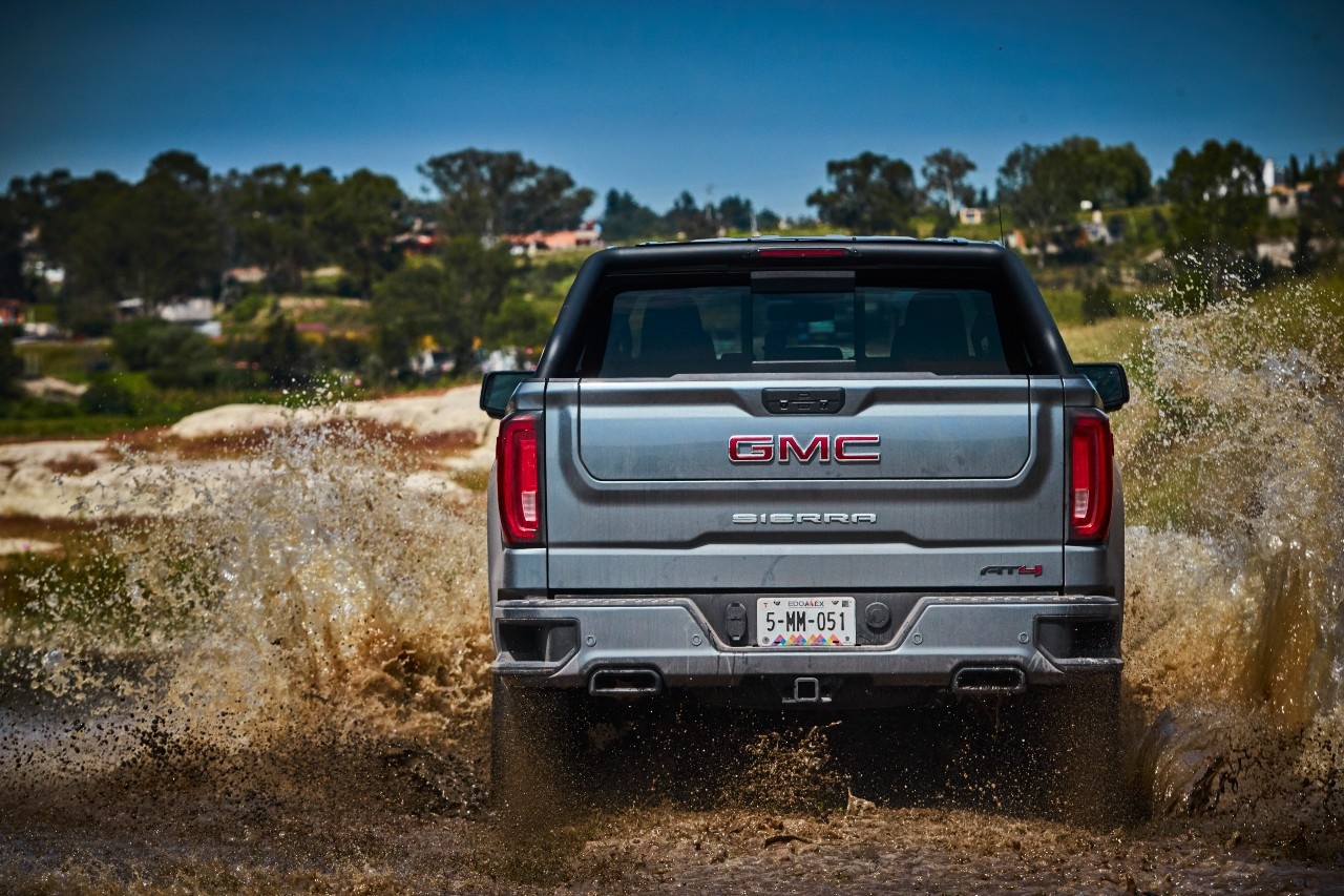 GMC Sierra AT4 Carbonpro