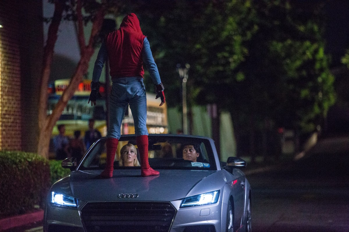 Audi Spider Man Homecoming