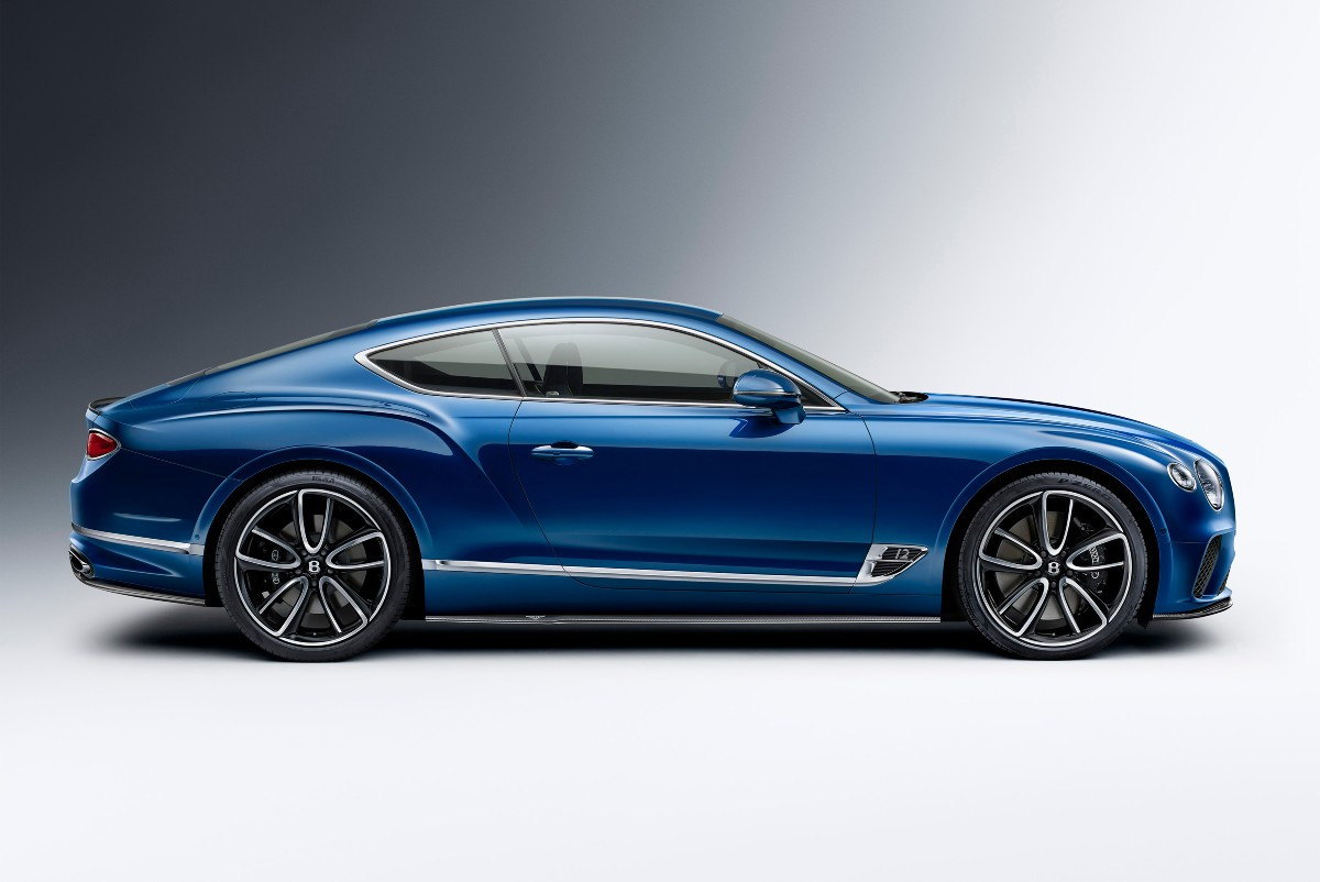 bentley continental Styling Spec