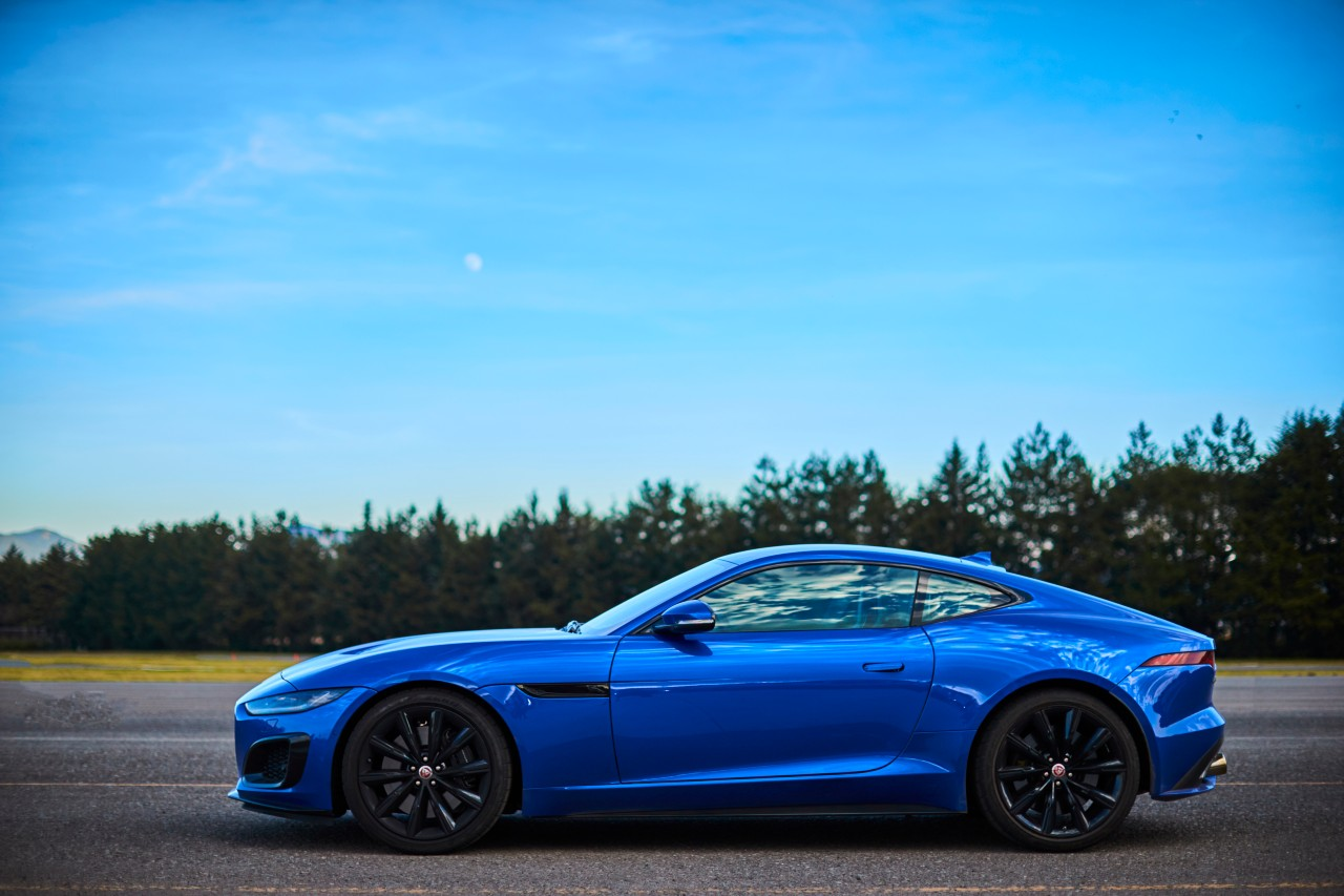jaguar f type 2021 ext