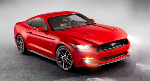 ¿Eres fanático del Ford Mustang? ¡Acelérate!