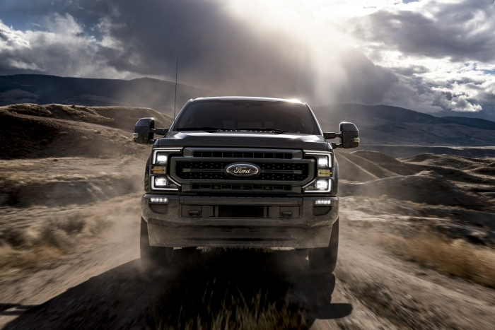 Ford Super Duty 2020 enseña el músculo