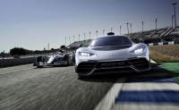 ¿Ya conoces al Mercedes-AMG Project One?