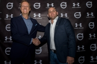 Under Armour y Volvo en Arcos Bosques