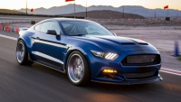 Ford Mustang Shelby Super Snake Widebody Concept, mordida mortal.