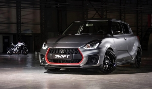 Suzuki Swift Katana Edition