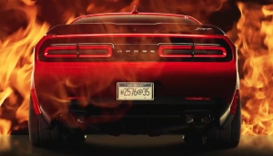 Challenger SRT Demon, el nuevo Muscle Car de Dodge