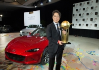 El nuevo Mazda MX-5 es nombrado World Car Design of the Year 2016