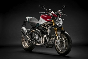 Ducati Monster 1200 25 aniversario.