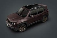 Jeep Renegade Bronze Edition llega derrochando estilo