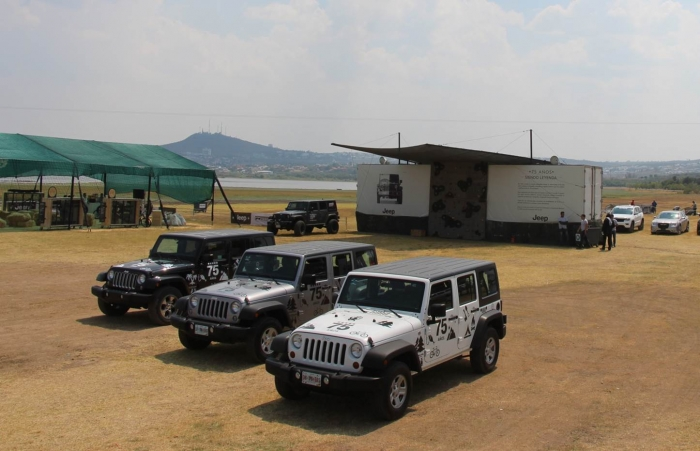 Camp Jeep 75 Aniversario