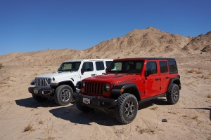 Jeep Wrangler 2018, Larga vida al rey del off-road