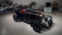 Bentley Blower 1929 vuelve a la vida