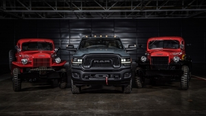 RAM Power Wagon 75th Anniversary Edition 2021: Cuestión de honor