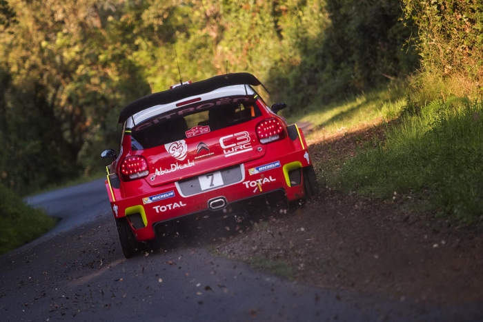 Video resumen primera etapa WRC Corcega