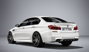 "El BMW M5 ""Competition Edition""."